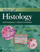 Cover of: Atlas of histology