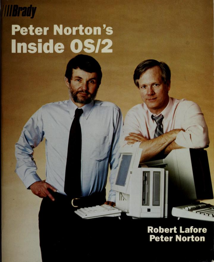 Peter Norton's inside OS/2 by Robert Lafore